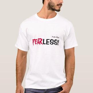 OFÖRSKRÄCKT! T-tröja med scriptureverse hänvisar Tröja