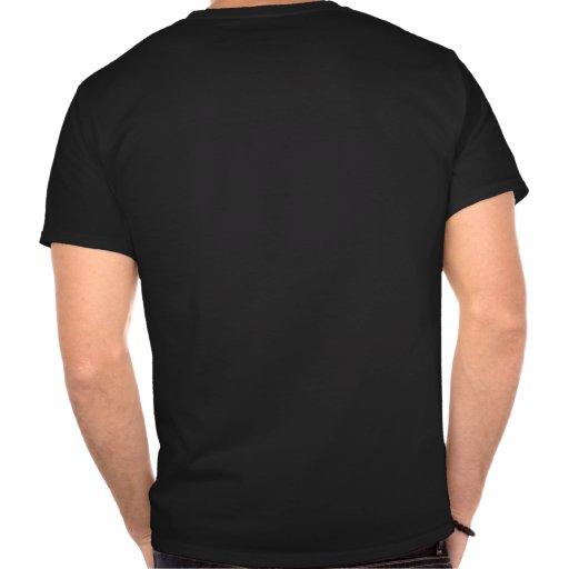 OFÖRSKRÄCKT! T-tröja med scriptureverse på baksida