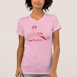 Oförskräckt TShirt för stag T Shirt