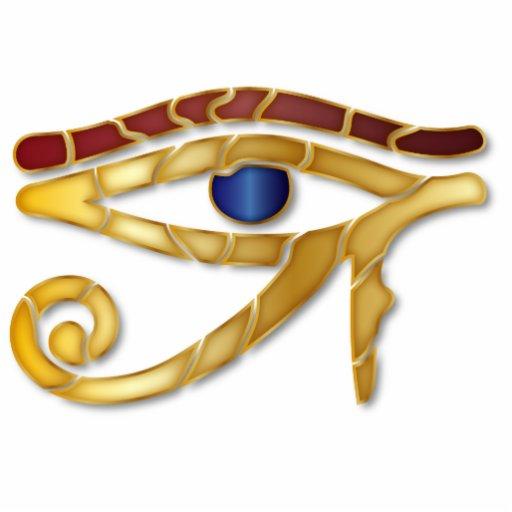 Öga av Horus 4 - prydnadskulptur