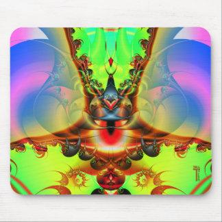 Ögat är på dig variation 4 Mousepad Musmatta