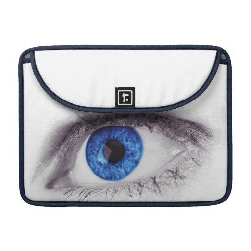 Ögat Sleeves För MacBooks