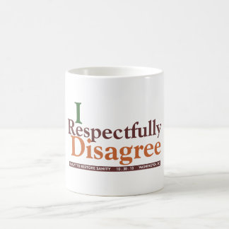Ogilla Respectfully muggen Kaffemugg