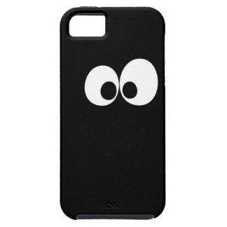 Ögon i mörken iPhone 5 fodral