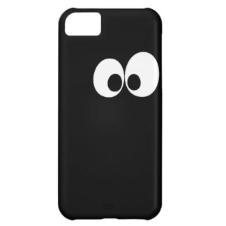 Ögon i mörken iPhone 5C fodral