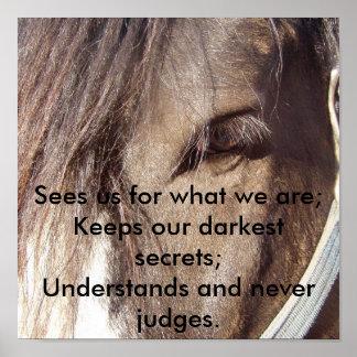 Ögonen av vishet poster