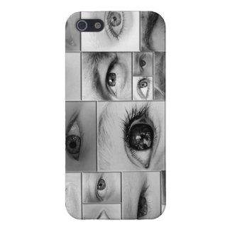 Ögonen har det iPhone 5 skydd