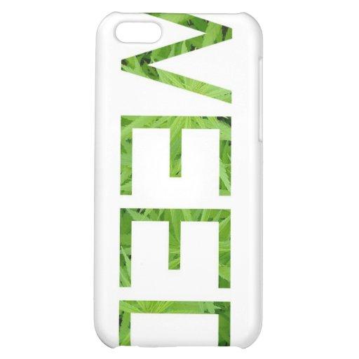 """""""OGRÄS"""" iphone case iPhone 5C Skal"""
