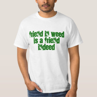 ogräs tee shirt