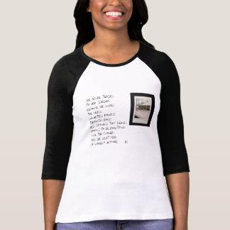 ogräsdikt t shirt