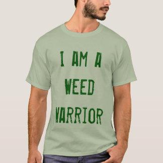 Ogräskrigare T-shirts