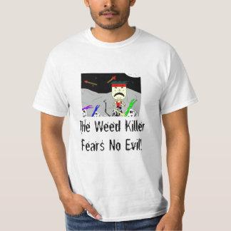 Ogräsmördare fruktar ingen ondska tröja