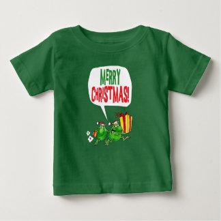 Oh god jul (babyen) t shirts