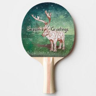 Oh min Deer~ god jul! Den | pingen Pong paddlar Pingisracket