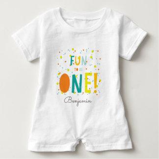 Oh vilken roligt som är EN 1st födelsedagsfest för Tee Shirts