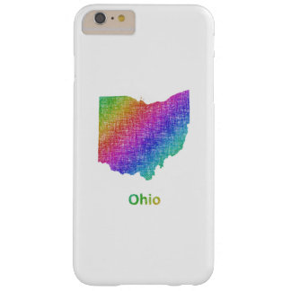 Ohio Barely There iPhone 6 Plus Skal