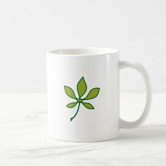 Ohio Buckeyelöv Kaffemugg