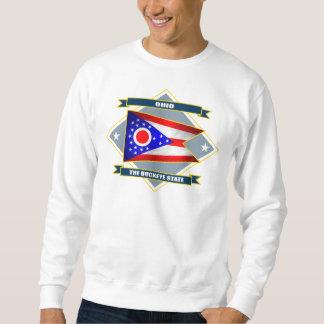 Ohio diamant lång ärmad tröja