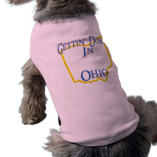 Ohio - Getting besegrar Husdjurströja