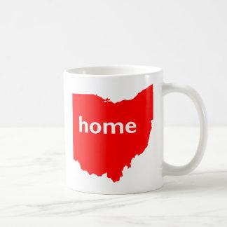 Ohio hem kaffemugg