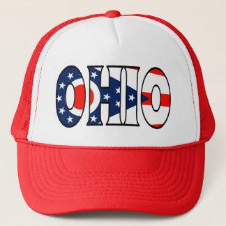 Ohio lastbilsförare truckerkeps