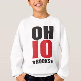 Ohio stenar! Statliga andegåvor och dräkt T Shirt
