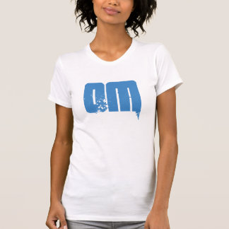 Ohm för CRAZYFISH OM T-shirts