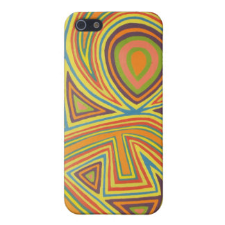 """""""Ohm """", iPhone 5 Cover"""