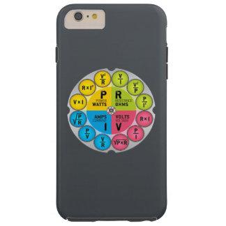 Ohmens lag cirklar tough iPhone 6 plus fodral