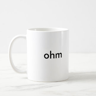 OHMmuggen Kaffemugg