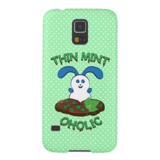 Oholic Ernest | tunn mint - Galaxy S5 Fodral