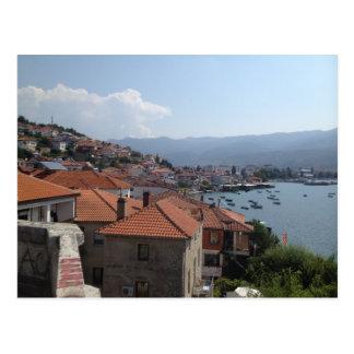 Ohrid Vykort