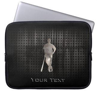 Ojämn baseball laptop sleeve