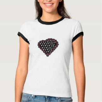 Ojämn hjärta tröja