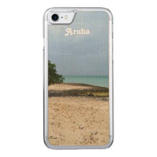 Ojämna Aruba Carved iPhone 7 Skal