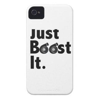 Öka precis det. - fodral för iPhone 4 iPhone 4 Hud