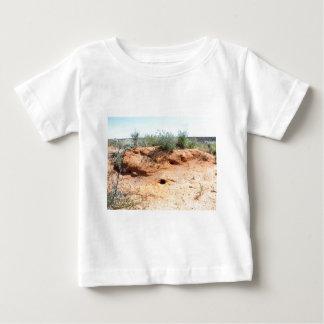 Ökennötkreaturboningar i röd Sand T-shirts