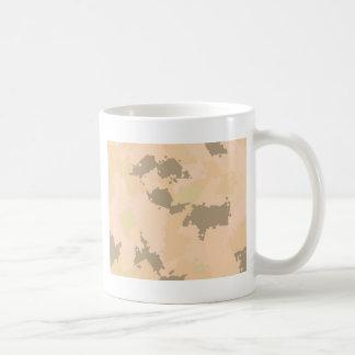 ÖkenSand Camo Kaffemugg