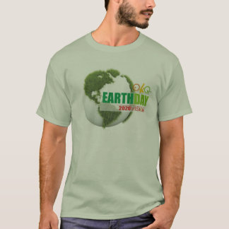 OKO-jordens dag 2020Vision T Shirts