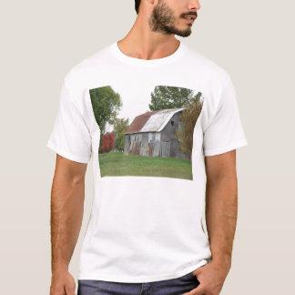 Oktober på den gammala ladugården t-shirt