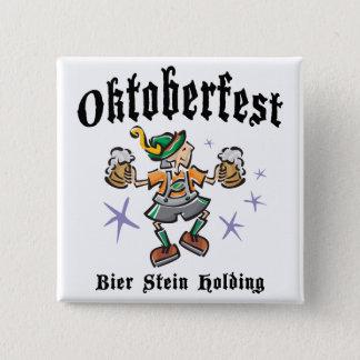 Oktoberfest för BierStein innehav Standard Kanpp Fyrkantig 5.1 Cm