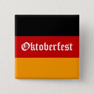 Oktoberfest Standard Kanpp Fyrkantig 5.1 Cm