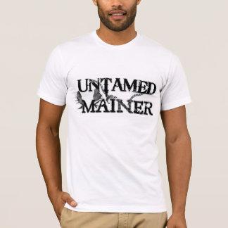 Okuvad T-tröja för Mainer amerikandräkt Tröja