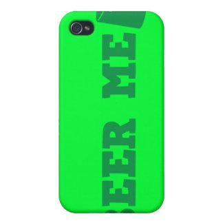 ÖL MIG st patricks daygröntdesign iPhone 4 Fodral