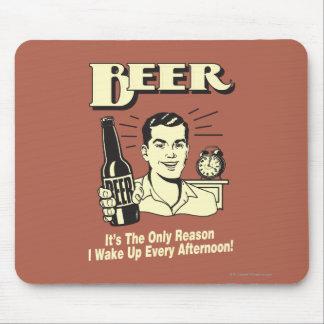 Öl: Resonera endast mig vaknar upp eftermiddag Mus Mattor
