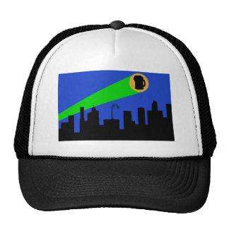 Öl signalerar hatten keps