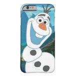 Olaf - alltid upp för äventyr barely there iPhone 6 fodral