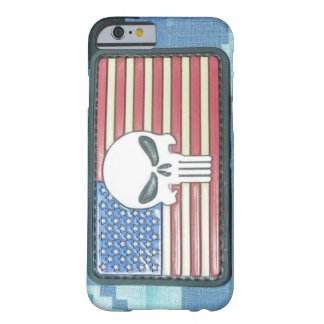 Old glory barely there iPhone 6 fodral