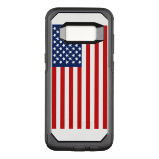 Old glory OtterBox commuter samsung galaxy s8 skal