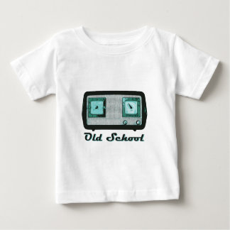 Old school radiosände Retro vintage T-shirt